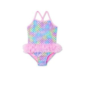 Other - 4T Mermaid toddler bathing suit